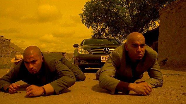 """11. """"Sadece film ve dizilerde gördüklerinizi baz alırsanız Meksika'da havanın sarı renkte olduğunu düşünebilirsiniz."""""""