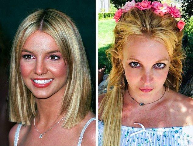 17. Britney Spears