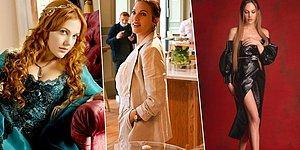 Hollywood Yıldızından Proje Kapıp Başrol Hazırlığına Başlayan Meryem Uzerli'nin Tatlı Heyecanları
