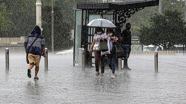 Karabük ve Sinop'ta sağanak yağış bekleniyor