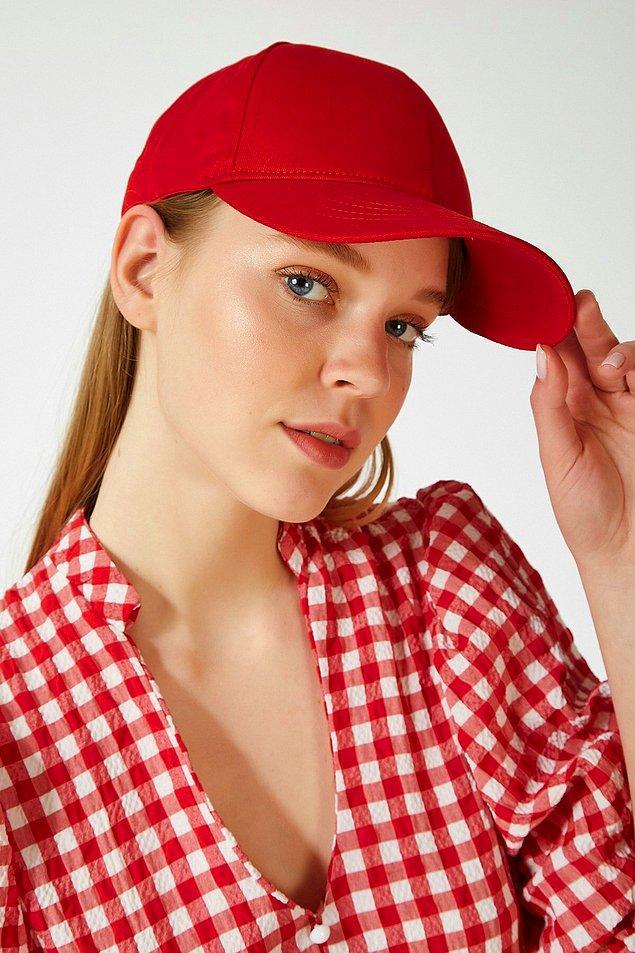 18. Cap şapka