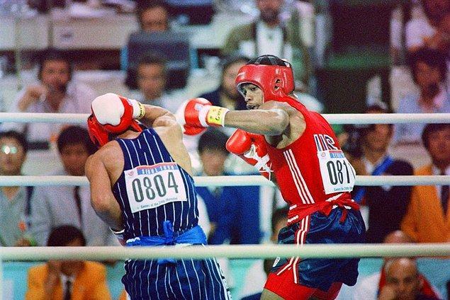 1988: boks tarihinin en tartışmalı olaylarından biri...