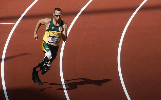2012-2013: Güney Afrikalı atlet Oscar Pistorius yükseliş ve düşüş anları...