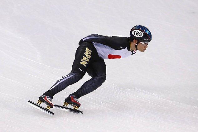 2018: Japon sürat patencisi Kei Saito, doping kullandığı gerekçesiyle uzaklaştırma aldı.
