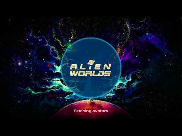 Alien Worlds (TLM)