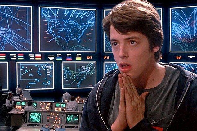 8. WarGames (1983)