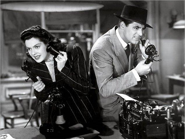 33. His Girl Friday (1940)