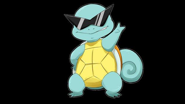 11. Squirtle