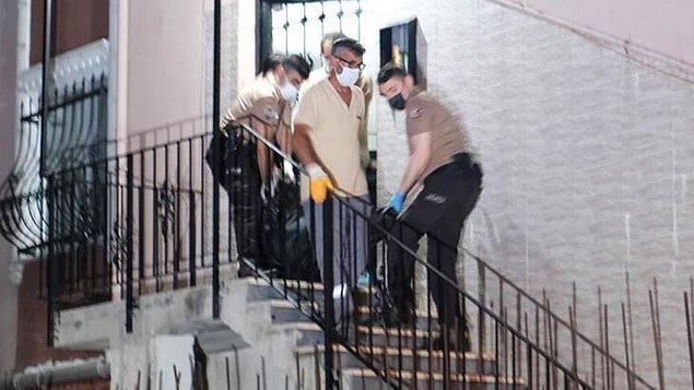 Katilin evli ve 2 çocuk babası olduğu ortaya çıktı