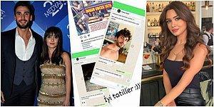 Oyuncu Sevda Erginci'nin 3 Yıllık Sevgilisi Yılmaz Kunt'un Sosyal Medya Fenomeni Avukatla Mesajları İfşa Oldu