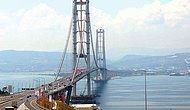 Osmangazi Köprüsü'nde Garanti Edilenden Fazla Araç Geçtiği Gün Hazine'den 5,3 Milyon TL'den Fazla Para Çıktı