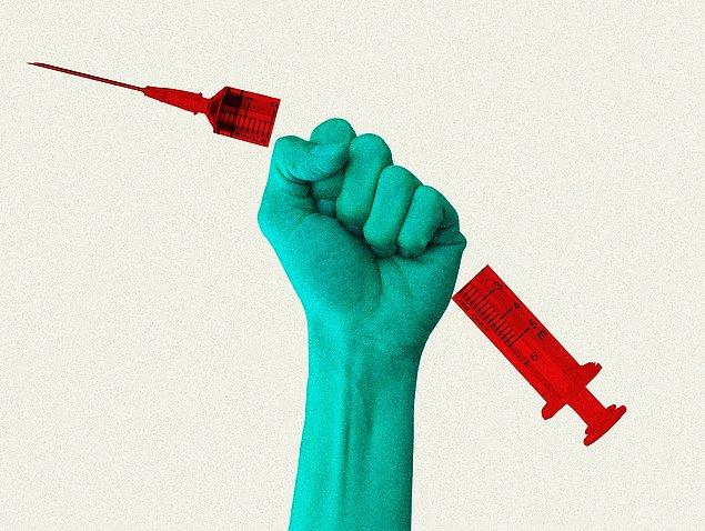 Aşı karşıtlarının en büyük tartışma maddesi PCR testleri.