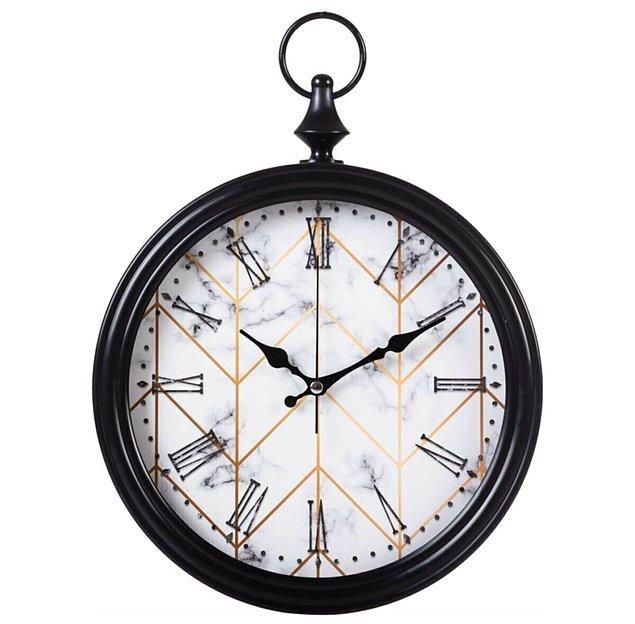 4. Günümüzde saatler artık dekoratif amaçlarla kullanılıyor.
