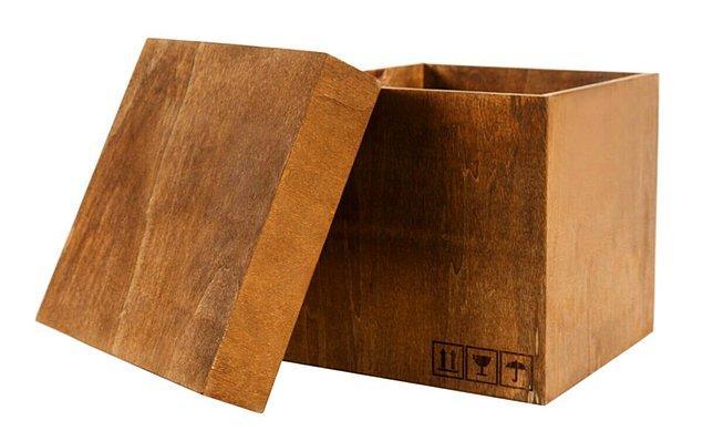 12. Hem düzenleyici hem dekoratif bir kutu olarak kullanabilirsiniz.