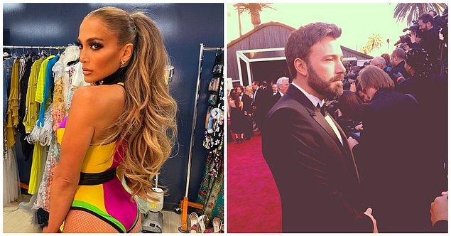 Başarılı şarkıcı Jennifer Lopez ve Ben Affleck'i hepimiz tanıyoruz.