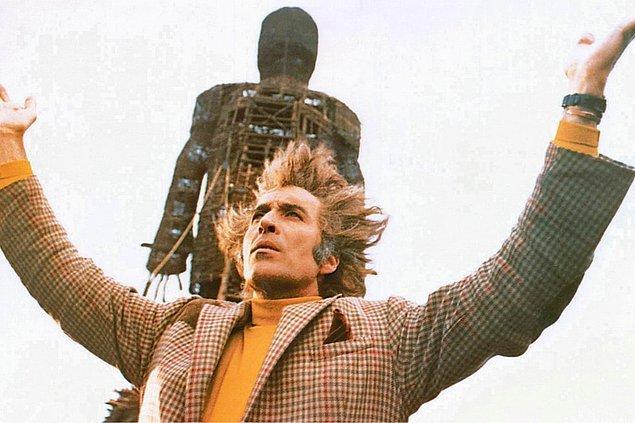 1. Tim Burton - The Wicker Man