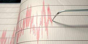 İzmir Karaburun Açıklarında 4,2 Büyüklüğünde Deprem! İşte Son Depremler Sayfası