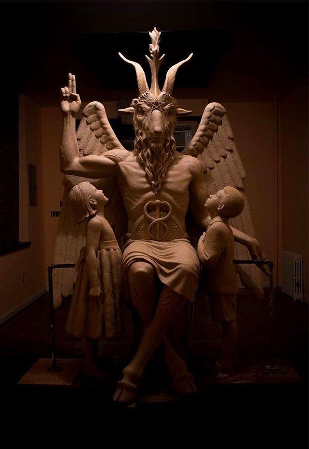 16. Satanik tapınaklar ve gruplar, üniversite öğrencileri aracılığıyla ilkokul öğrencilerine akademik burslar sunar.