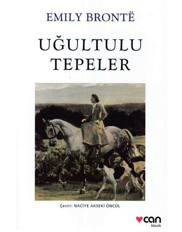 8. Emily Bronte – Uğultulu Tepeler