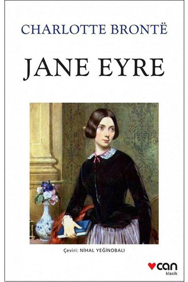 10. Charlotte Bronte – Jane Eyre