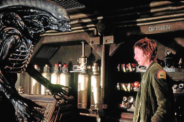 29. Christopher Nolan - Alien