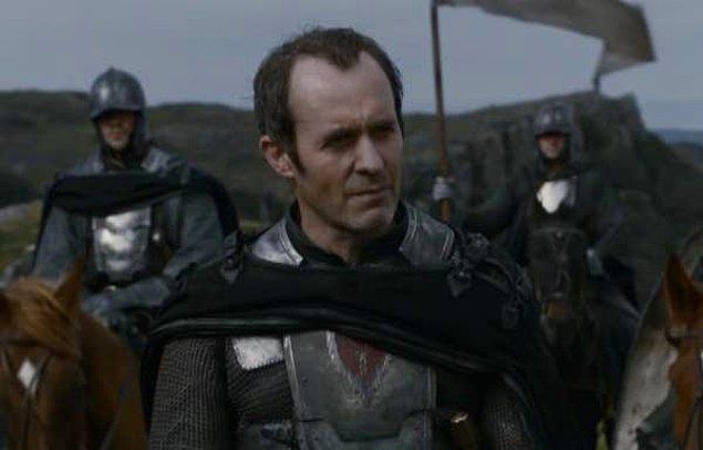 """8. Stephen Dillane """"The Game of Thrones"""" dizisinde Stannis karakterini oynarken ne yaptığını bilmiyordu."""