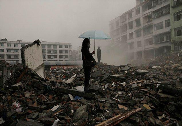 2. Şensi Depremi- Çin- 1556