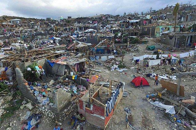 7. Haiti Depremi- Güney Amerika- 2010