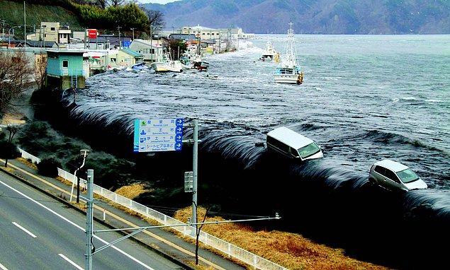 8. Töhoku Depremi- Japonya- 2011