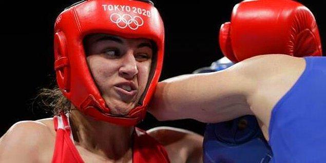 Olimpiyatlarda Ringe Çıkan İlk Kadın Türk Boksör