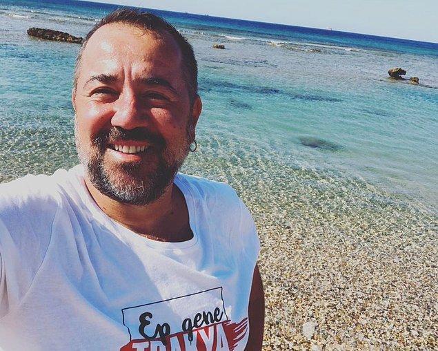 10. Ata Demirer sosyal medya hesabında yaptığı açıklamayla aşı çağrısında bulundu!