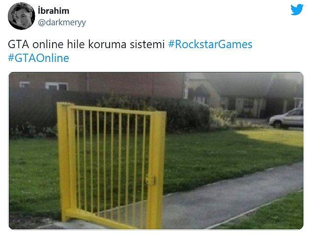 1. Öncelikle şunu bi' kabul edelim, Rockstar Games'in hile koruma sistemi berbat.