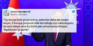 'Göçmenler Sanayiyi Ayakta Tutuyor' Diyen AKP'li Özhaseki Tepkilerin Odağında