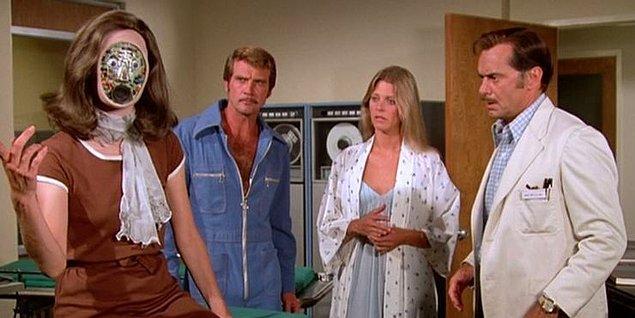8. The Six-Million Dollar Man (1974-1978)
