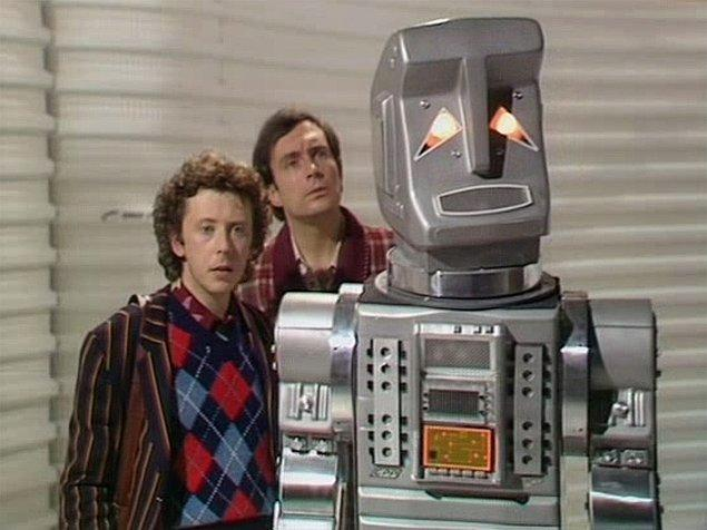 10. The Hitchhiker's Guide to the Galaxy (1981)