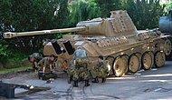 Almanya Evinde 2. Dünya Savaşı'ndan Kalma Tank Bulunan Kişiye Verilecek Cezayı Tartışıyor