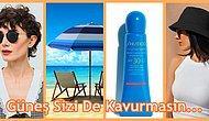 Sizi Sıcak Yaz Günlerinde Güneşten Koruyacak 21 Faydalı Ürün