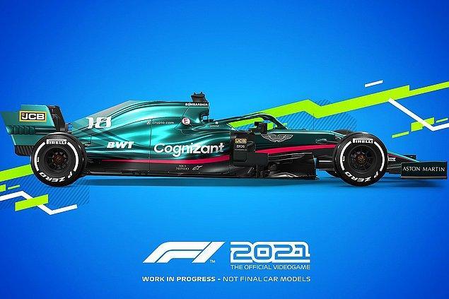 9. F1® 2021