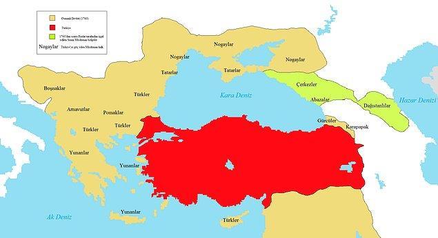 Eğer çok geçmişe gidersek bizim de Orta Asya'dan geldiğimiz bir gerçek.