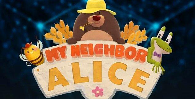 2. MyNeighborAlice (ALICE)