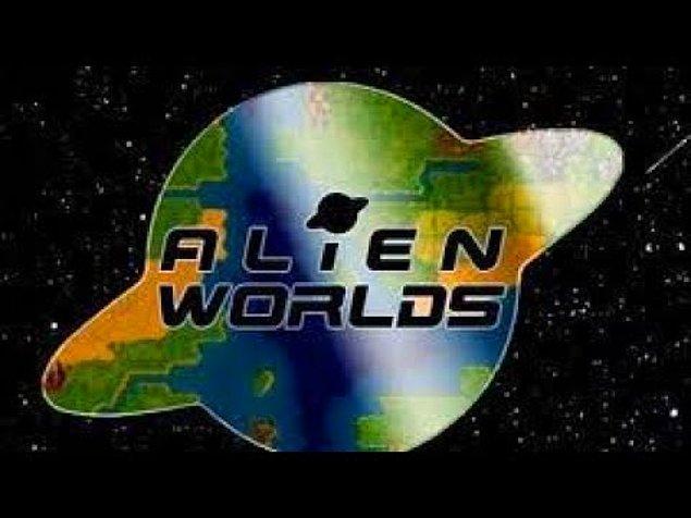 4. Alien Worlds (TLM)