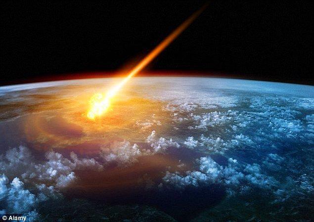 Panspermia teorisine göre yaşam farklı gezegenler arasında yayılabilir.