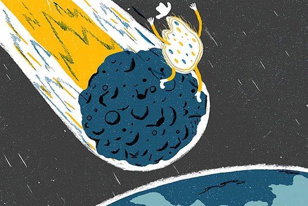 Peki, tüm bu bilgiler ışığında Dünya üzerindeki yaşam başka bir gezegenden gelmiş olabilir mi?
