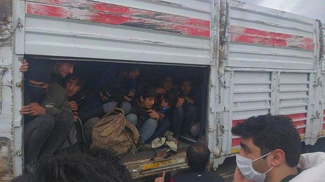 Afganistan'dan Türkiye'ye göç bugünün problemi değil.