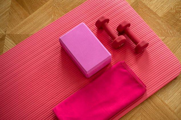 5. Pilates yapmak belki kilo vermenize değil ancak vücudunuzu şekillendirmenize yardımcı olacaktır.