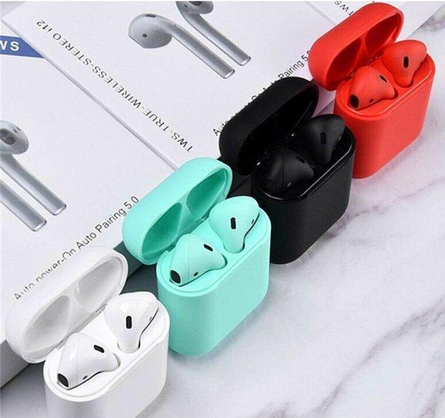 4. Bluetooth kulaklıklar oldukça kullanışlı...
