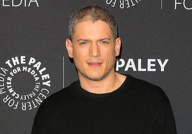 """""""Prison Break"""" dizisinin Michael Scofield'i Wentworth Miller, pazar günü Instagram üzerinden kendine otizm tanısı konulduğunu açıkladı."""