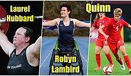 Tarihte Bir İlk Yaşandı! Olimpiyatlar ve Paralimpik Oyunları'nda Yarışarak Gündeme Gelen Transseksüel Atletler