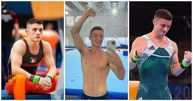 4. Rhys McClenaghan / Jimnastik / İrlanda: