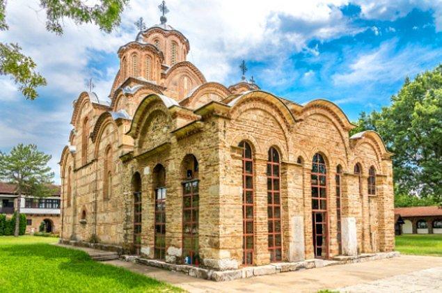 13. Gracanica Manastırı